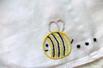 [일상 / 프랑스자수] 프랑스자수 # 라벤더자수 # 꿀벌자수 # 너무 더운 여름날 2018
