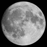 Full Moon 보름달