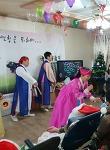 성심노인복지센타 자선공연 사진