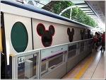 여자혼자 홍콩여행 디즈니랜드 씐나랑