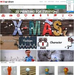 3D 프린팅 디자인 스타트업 3D업앤다운, 유튜브식 수익구조로 디자이너 수익 도모 3배 성장