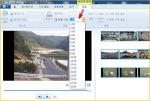 윈도우 무비메이커 사진 슬라이드 쇼 동영상 재생 시간 0.3초, 0.5초 등 상세하게 설정하는 방법