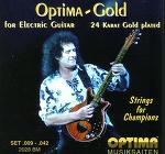 Optima Gold / 옵티마 24k 골드 스트링