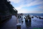 호미반도 해안둘레길 2코스 : 흥환간이해수욕장 ~ 하선대 ~ 연오랑세오녀테마공원