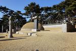 아산 이 충무공 묘소