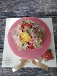 [인천청라디떡] 멀리있는 언니의 생일에 가져갈 떡케이크