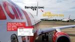 [180529] 방콕-싱가폴 (ICN-BKK), 타이라이온에어 (SL100), B737-900ER 탑승기