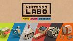 닌텐도 Labo, 유저의 무한한 아이디어를 담다.