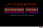 Burning Point : Enix 1989