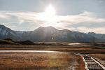 캘리포니아 하이시에라 스키 여행 : 유나이티드 항공 이용기