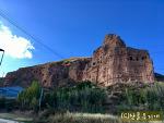 호기심 이는 스페인 내륙의 암벽 구멍들, 무엇일까요?