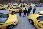 택시 운수종사자의 휴식공간, 택시주차·쉼터 개소