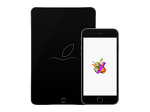 밀라노 애플 스토어와 아이폰XS 이벤트로 부터 영감을 얻은 월페이퍼들