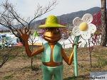 [광양 매화축제] 봄날의 섬진강에서 만난 매화 향기 가득한 풍경