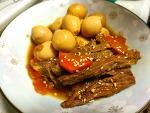 메추리알 장조림 소고기 장조림 맛있게 하는법