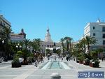 푸른 바다와 하늘이 낭만적인 스페인 도시, 카디즈