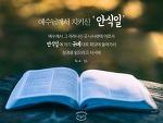 하나님의 뜻 안식일을 지키는 하나님의교회