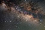 Sagittarius and Galactic Center 궁수자리와 우리 은하의 중심