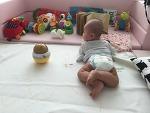 지난 육아일기/생후 5개월 아기 발달/아기 놀이