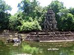 캄보디아, 앙코르(Angkor) 유적 - 니악 쁘안(Neak Pean)