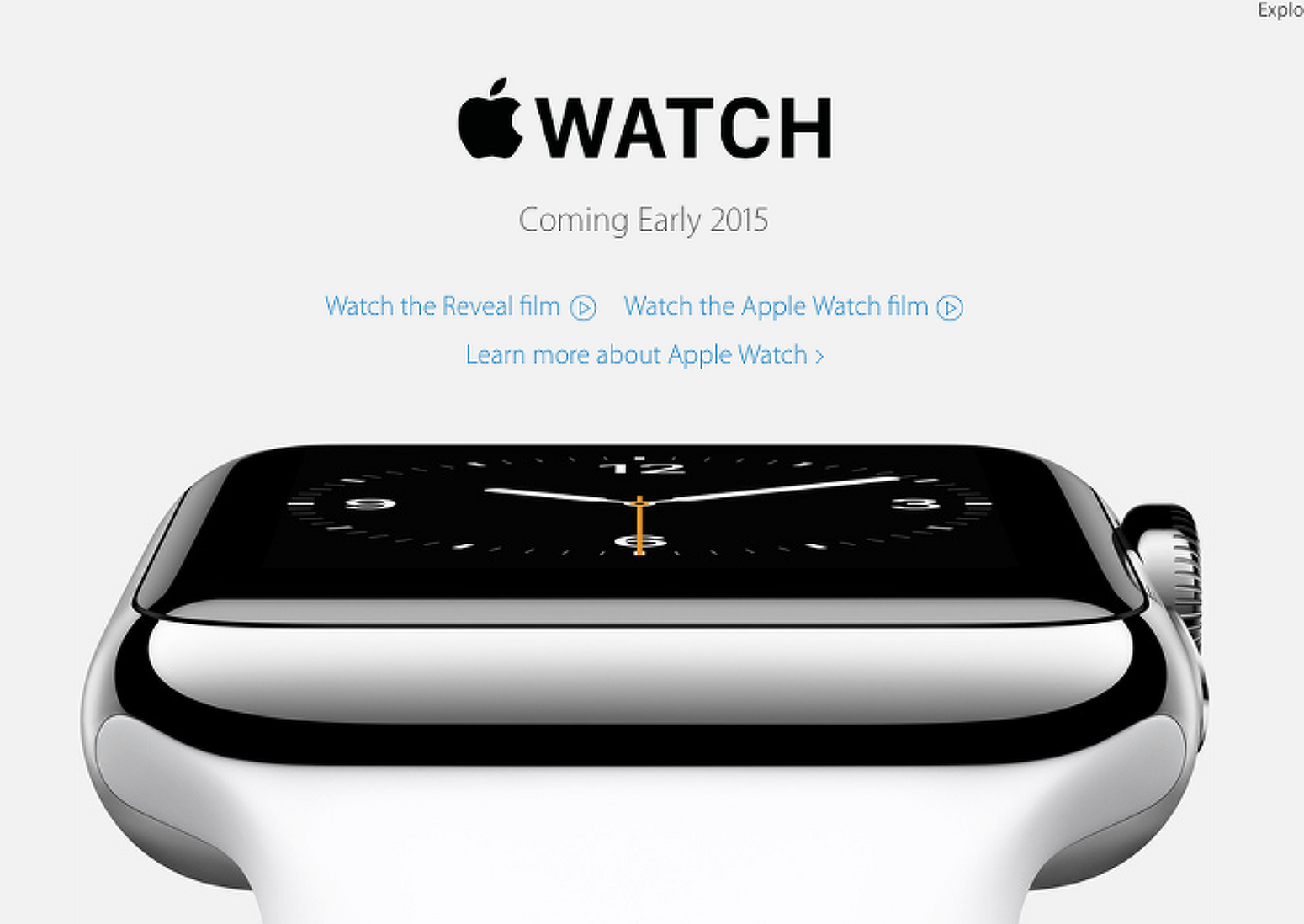 애플 와치는 과연 성공할 수 있을까? 글쎄...