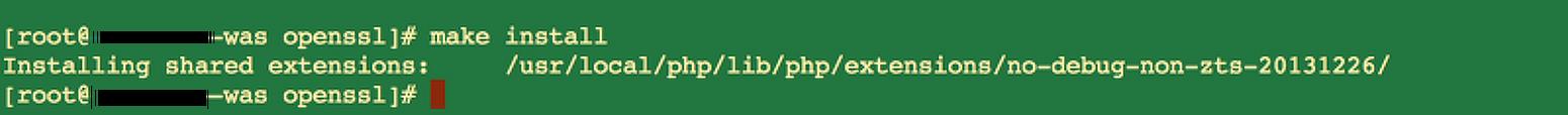 [CentOS] PHP 소스컴파일 이후 openssl 모듈 설치하기