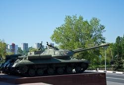 [화보] 벨고로드 박물관에서 열린 쿠르스크 전투(Курская битва) 디오라마