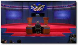 오바마 vs. 롬니 첫번째 대선 토론회 - 2012.10.03