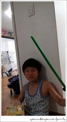 스타워즈 제다이기사 광선검 만들기_지상 최대의 뻘짓..!!
