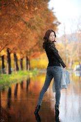 웃는 모습이 이쁜 그녀 :) MODEL: 신예주님 (11-PICS)