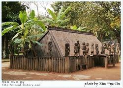 [적묘의 베트남]하노이 민족학박물관,19금 야한 무덤, 생로병사