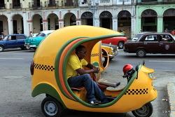쿠바 #1 -아바나의 자화상