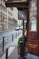 [PARIS] 파리의 표지판 찾아보기 - Road sign ver.01