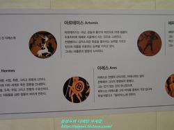 국립중앙박물관  세계문명전 / 대영박물관전 - 그리스의 신과 인간