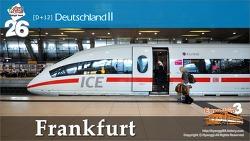 [D+12,13] Deutshland II - Frankfurt 프랑크푸르트, 귀국