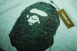 bape t-shirts (서울스토어에서 구입)