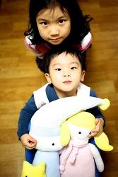 요정 '별'과 천사 '미미'
