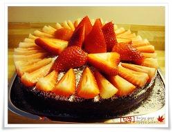 당신만을 위한 생일 케이크 & 쿠키 - [악마의 딸기 케이크] & [케릭터 쿠키]