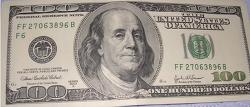 100달러 지폐