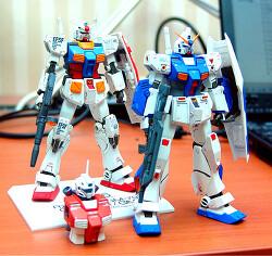 [FIX] GFF #0026 RX-78 Gundam Ver.Ka