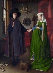 [아르놀피니의 초상]과 [시녀들], 얀 반 에이크와 벨라스케스