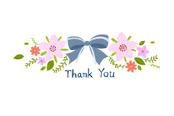 [꽃] Thank you...