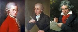 모차르트의 친구였으며 베토벤의 스승이었던 하이든, 그리고 비엔나