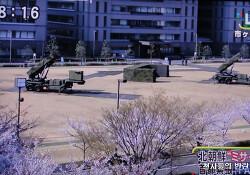 북한의 미사일발사 소식에 떠는 일본