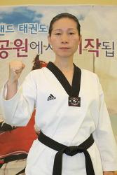 '품새 여왕' 서영애, 세계품새선수권 5연패 신화 도전