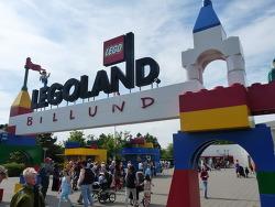 유럽 자동차 여행 D-103[금] (1) 레고(Lego)의 도시 덴마크 빌룬트의 레고랜드(Legoland)를 가다.(1)