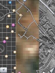 iOS6] 지도 어플리케이션의 문제점. iphone의 지도는 어찌?