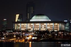 국회의사당 (서울의 빛 #6) - 서울 야경 포인트