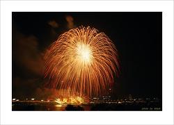 2011 서울세계불꽃축제, 불꽃 사진 Data 정리