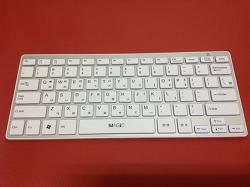 블루투스 키보드 - 가성비 좋은 애플 스타일 아이매직 iMAGiC YH001